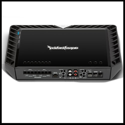 ROCKFORD FOSGATE Power 400 Watt 4-Channel Amplifier