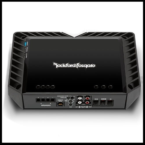 ROCKFORD FOSGATE  Power 500 Watt Class-bd Constant Power Amplifier