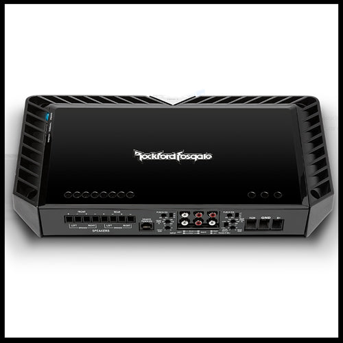 ROCKFORD FOSGATE Power 600 Watt 4-Channel Amplifier