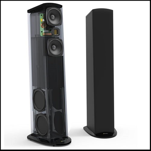 Golden Ear Triton Five Floorstanding Tower Loudspeaker Ea Audio Design