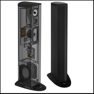 GOLDEN EAR Triton Three+ Floorstanding Tower Loudspeaker with Built-In 800 Watt Powered Subwoofer (ea)