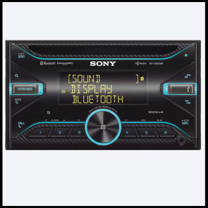 SONY BLUETOOTH® CD Receiver WX-GS920BH