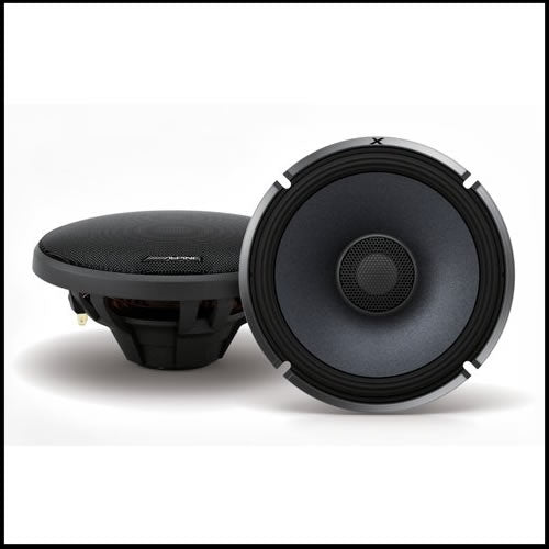 X-S65 X-Series 6.5 Inch Coaxial 2-Way Speakers Audio Design
