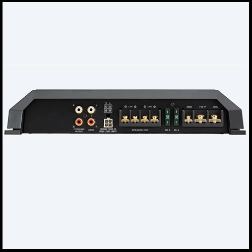 SONY Class D Monaural Power Amplifier XM-GS100