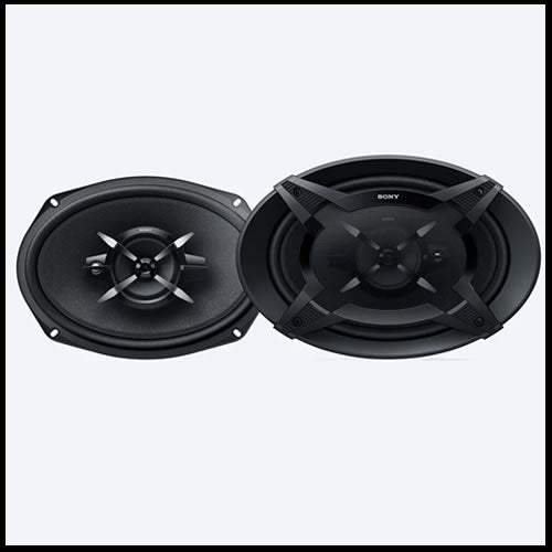 "SONY 6""x 9"" 3-Way Speakers XS-FB6930"