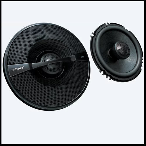"SONY 6""1/2 GS 2-Way Coaxial Speakers XS-GS1621"