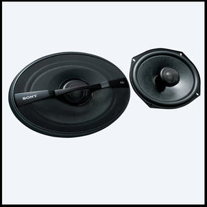 "SONY 6""x 9"" GS 2-Way Coaxial Speakers XS-GS6921"