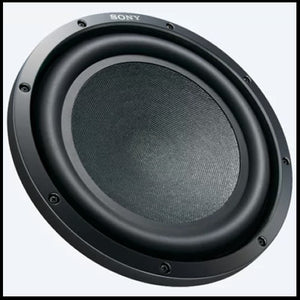 "SONY 12 in"" (30 cm) Dual Voice Coil Subwoofer XS-GSW121D"