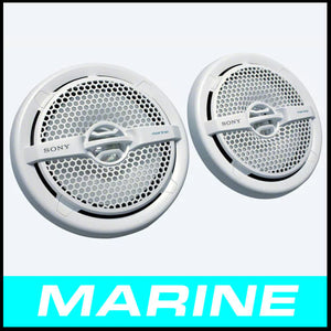 SONY 6.5 in  Dual-Cone Marine Speaker XS-MP1611
