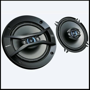 "SONY 5""1/4  4-way Speakers XS-R1345"