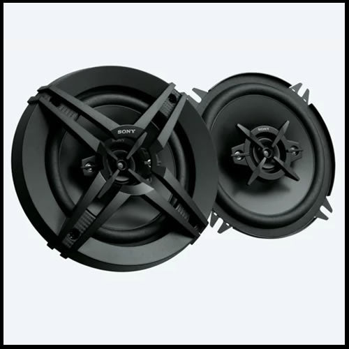 "SONY 5.25"" 4-way speakers XS-R1346"