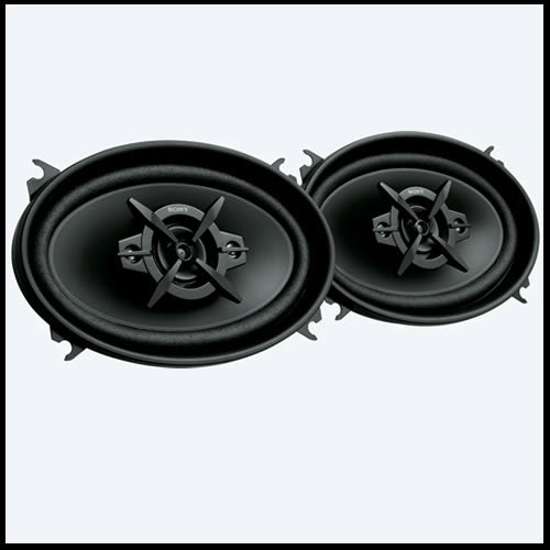 "SONY 4 x 6"" 4-way speakers XS-R4646"