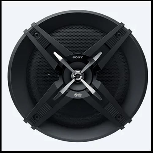 "SONY 5""1/4  High Power 3-Way Speakers XS-XB130"