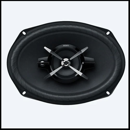 "SONY 6""x 9"" High Power 3-way Speakers XS-XB690"