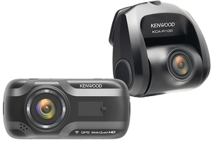 DRV-A700WDP Front & Rear View Recording Package