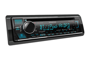 KDC-X303 CD Receiver with Bluetooth