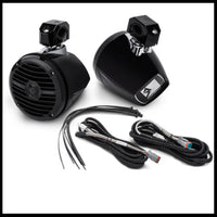 Add-on Rear Speaker Kit for use with RZR-STAGE2and RZR-STAGE3 Kits  MOTO-REAR1 Audio Design