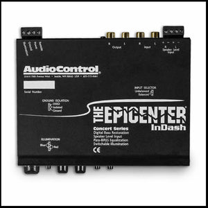 AUDIO CONTROL The Epicenter® indash