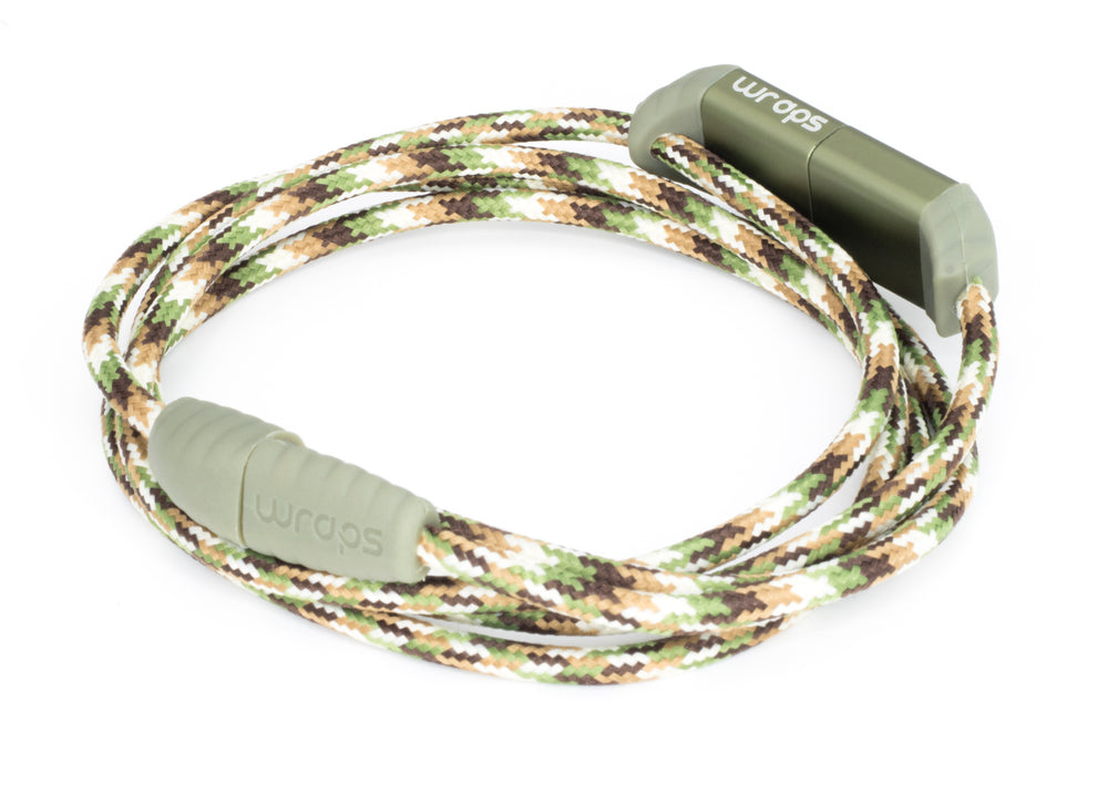 Wraps Micro Cable Jungle - Anti Tangle Charge