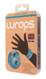 Wraps Classic Blue - Anti Tangle Headphone Packaging