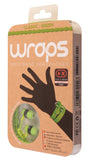 Wraps Classic Green - Anti Tangle Headphone Packaging