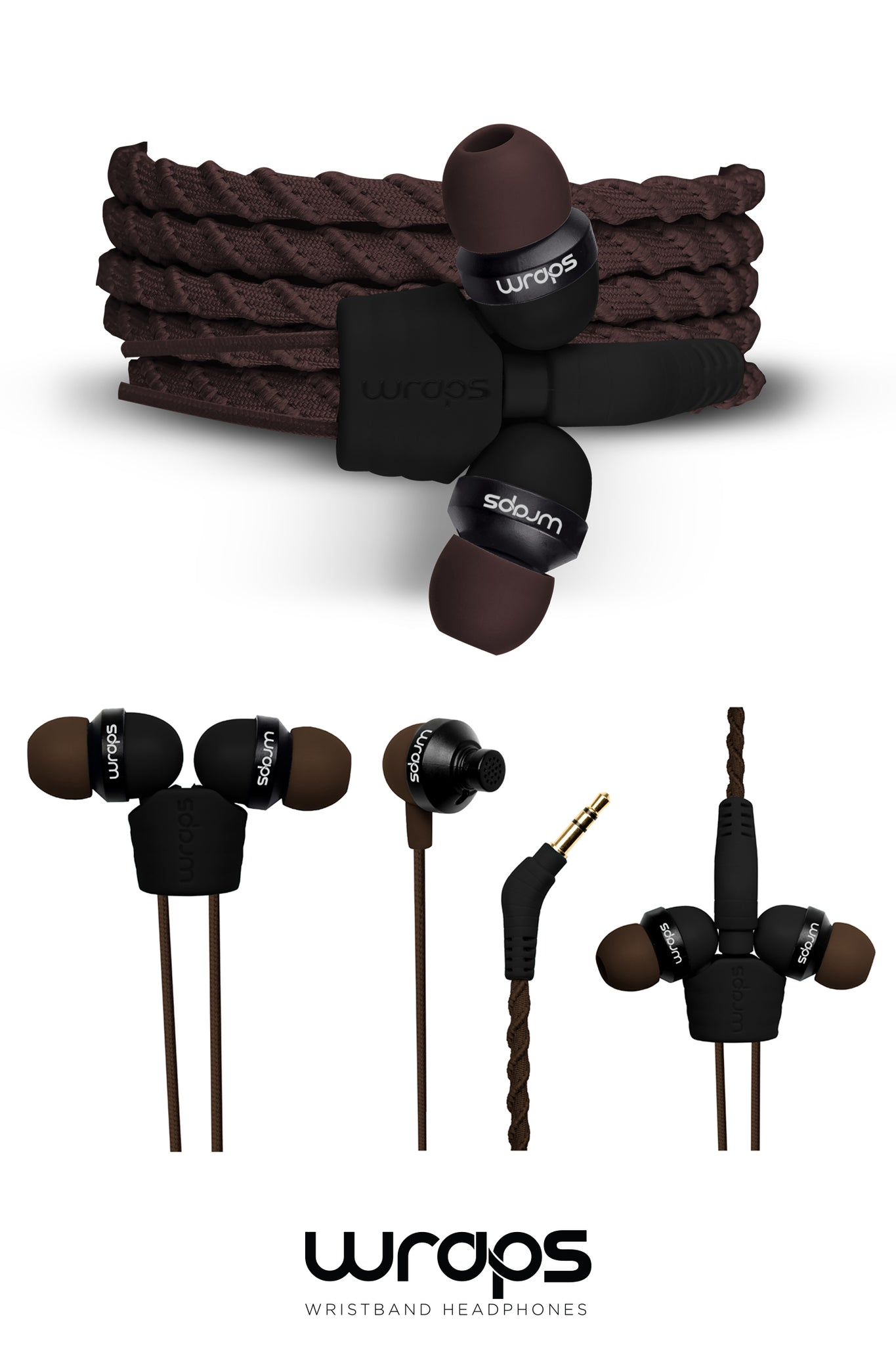 WRAPS Classic In-ear Headphones