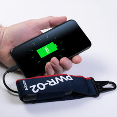 WRAPS Clip & Go 10000mAh Power Bank