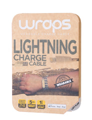 WRAPS Lightning Charge Cable