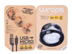 WRAPS Micro-USB Charge Cable