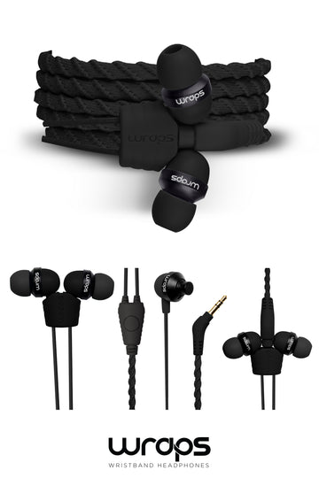 Talk In-Ear Headphones with Microphone | Wraps