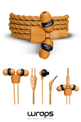 WRAPS Talk In-ear Headphones with Microphone