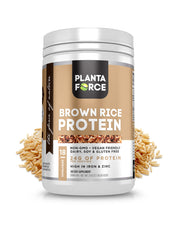 BROWN RICE PROTEIN POWDER