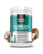 COMPLETE VEGAN PROTEIN Coconut Flavour