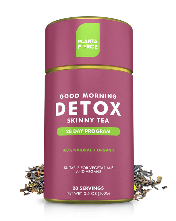 GOOD MORNING DETOX - PlantaForce