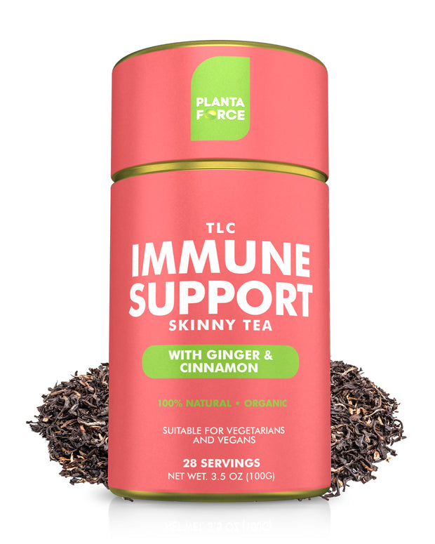 IMMUNE SUPPORT - PlantaForce