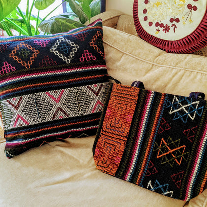 Home Goods & Accessories: Pillows, Baskets, Rugs, Table Liners & Journals