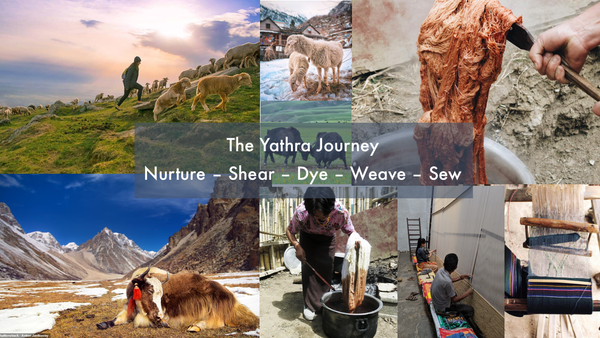 How Yathra Wool Is Made