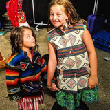 Samsara Kid's Vests From Bhutan