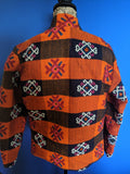 Woman's Orange Flair Yathra Jacket