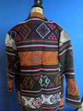 Woman's Yathra Jacket with Wooden Buttons