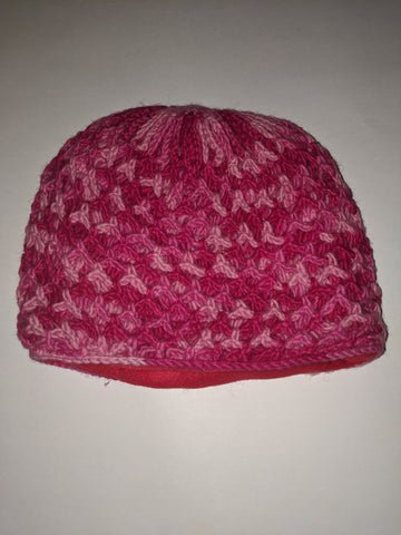 Wool Hat Light Red