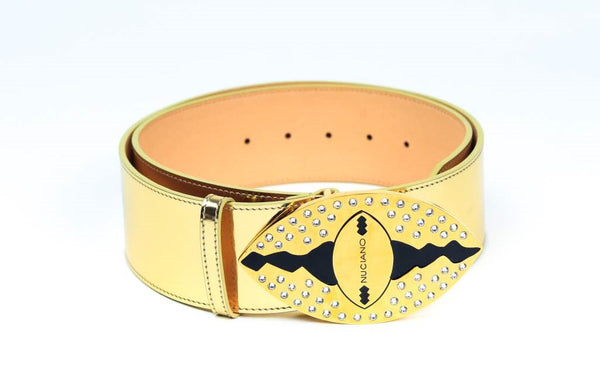 Beverly Adjustable Belt - Gold