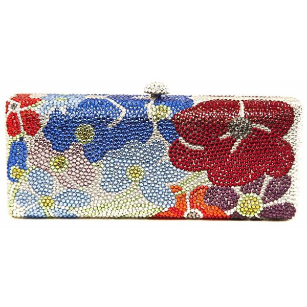 Flora Clutch - Nuciano Handbags