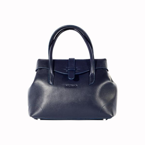 Manuela Handbag in Pebble Grain Leather