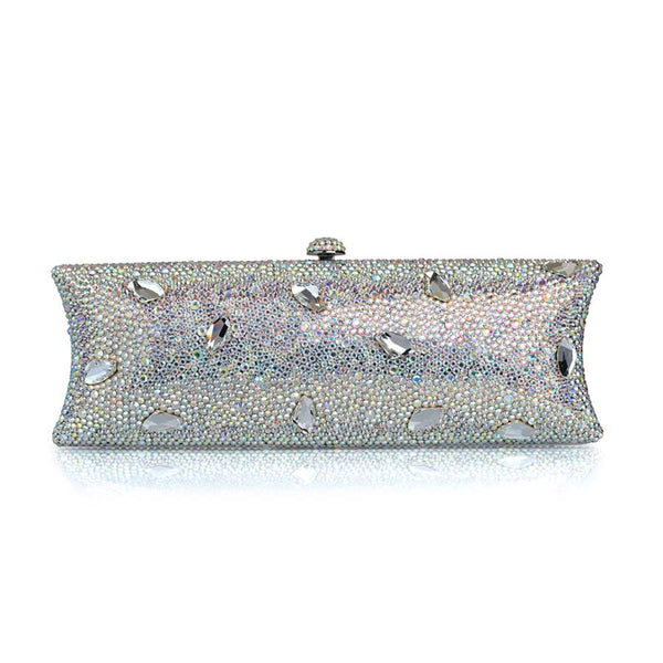 Nafeeza Clutch - Nuciano Handbags