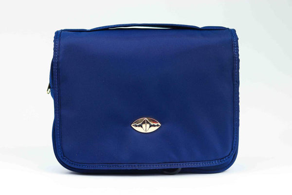 Kandra Cosmetics Briefcase - Blue