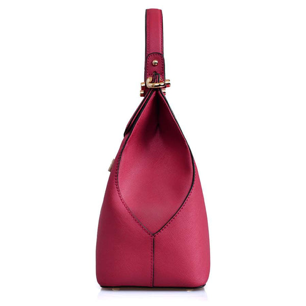Opal in Saffiano Leather - Nuciano Handbags