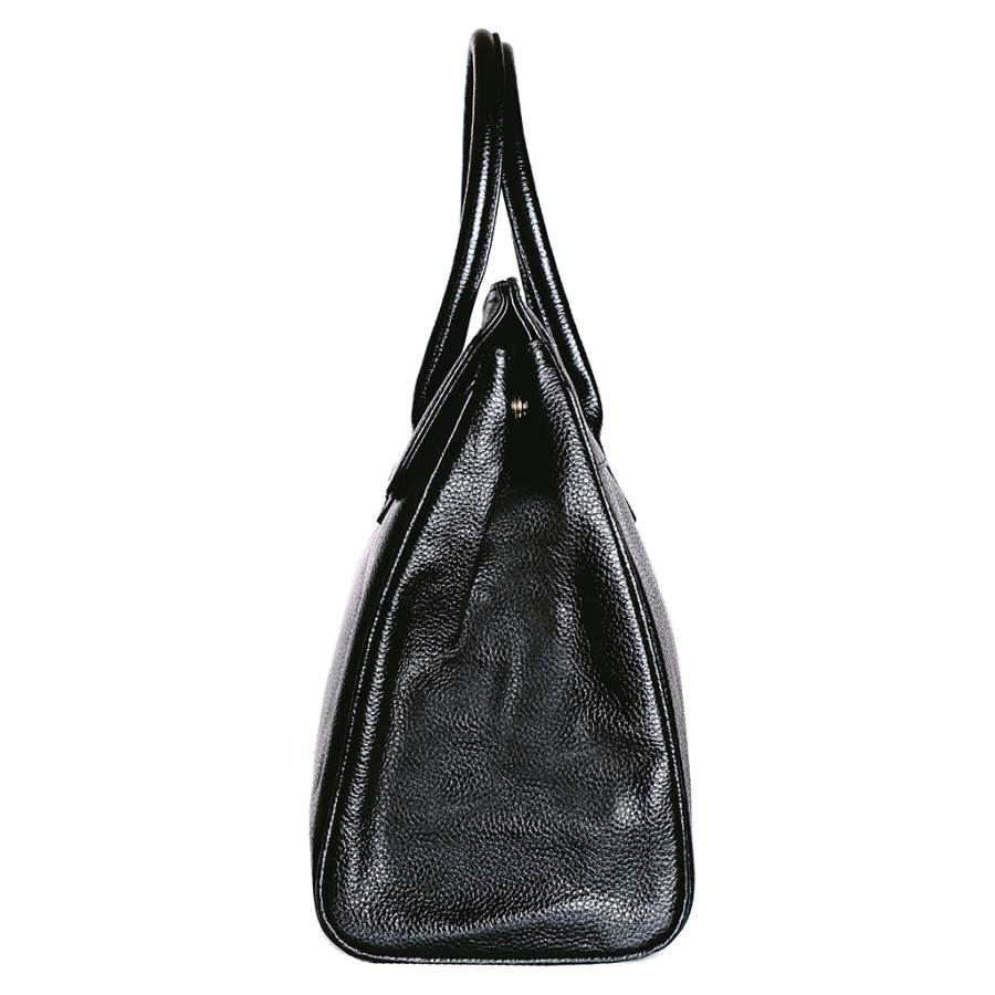 a56165c251eb ... Ophelia Handbag in Pebble Leather - Nuciano Handbags ...