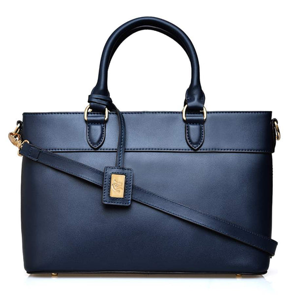 Ula in Smooth Leather - Nuciano Handbags