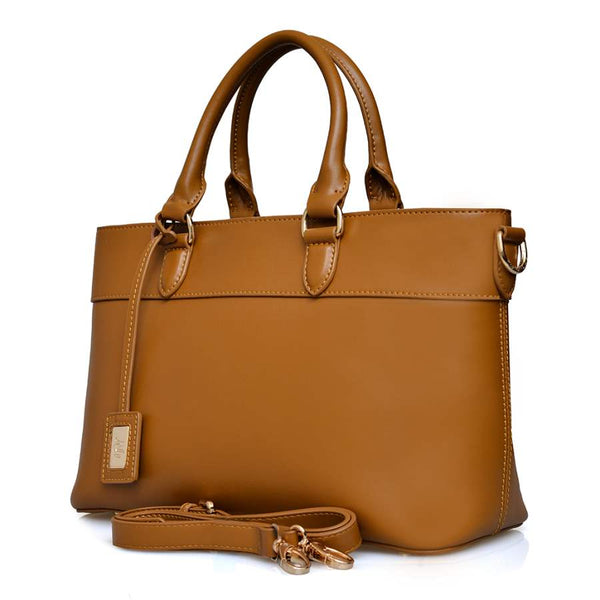 Ula in Caramel Smooth Leather